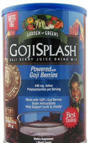 Goji Splash Juice
