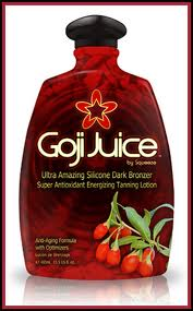 Ingredients of Goji Juice