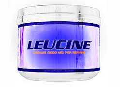 Leucine - Boosting Energy Levels