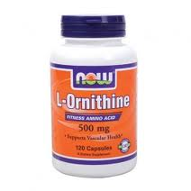 Ornithine Benefits